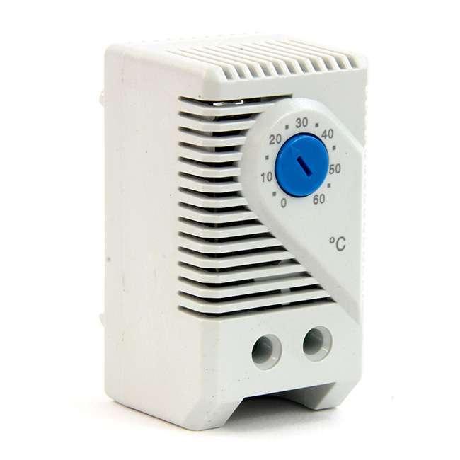 Termostato analogico para controlar la temperatura del for Termostato analogico calefaccion